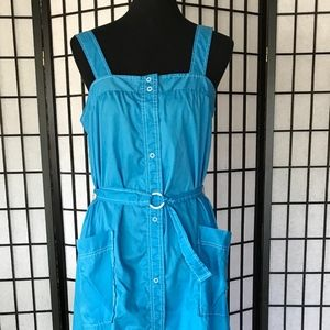 Vintage Montgomery Ward Sundress Size 16